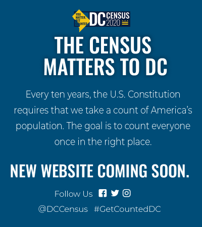 DC Census banner